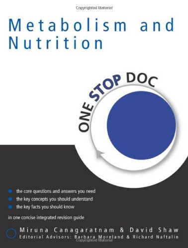 One Stop Doc Metabolism & Nutrition By Miruna Canagaratnam