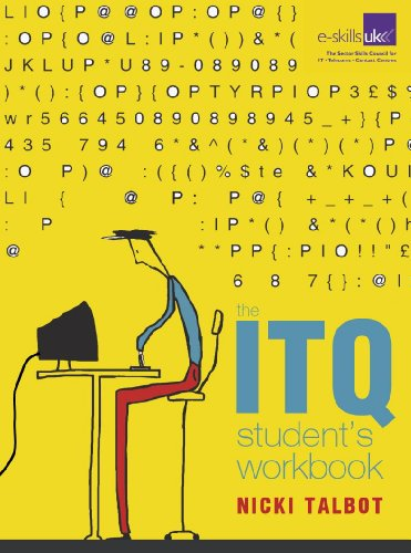 The ITQ Student's Workbook By Nicki Talbot