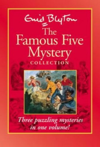 Famous Five Mystery Collection By Enid Blyton
