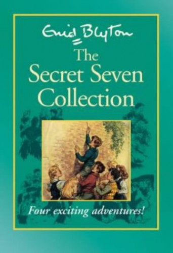Secret Seven Collection by Enid Blyton