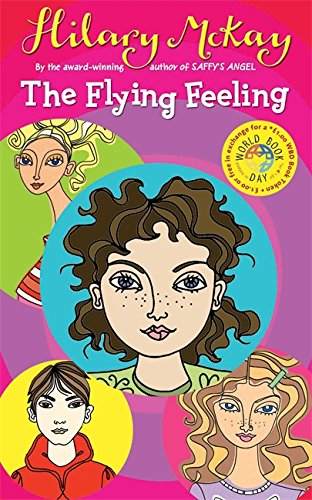 Rose's Flying Feeling 50 copy World Book Day Pack By Hilary McKay