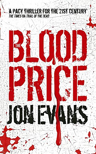 The Blood Price By Jon Evans
