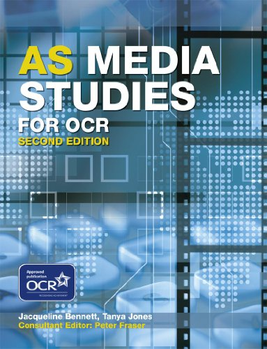 AS Media Studies for OCR, Second Edition By Peter Fraser