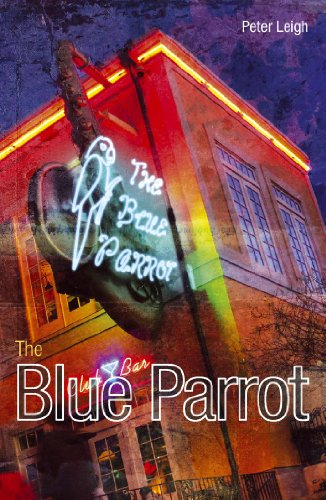 The Blue Parrot By Peter Leigh