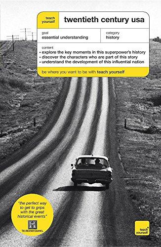 Teach Yourself Twentieth Century USA By Carole Bryan Jones