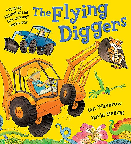 The Flying Diggers by David Melling