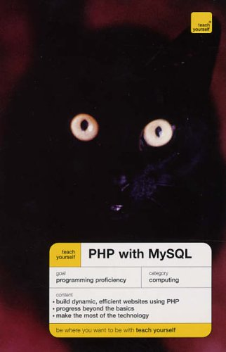 Teach Yourself PHP with MySQL By Nat McBride