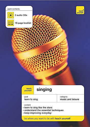 Teach Yourself Singing By Susan Sutherland