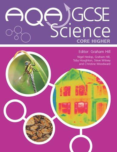 AQA GCSE Science Core Higher By Nigel Heslop