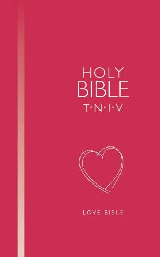 TNIV Love Bible By International Bible Society