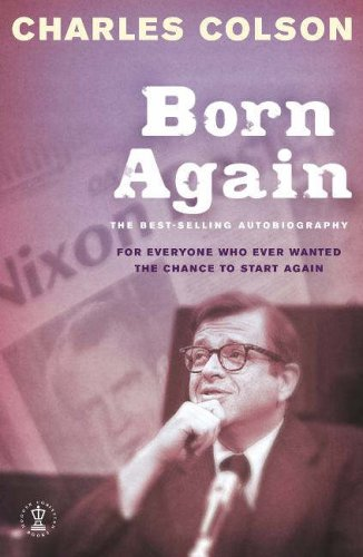 Born Again By Charles Colson