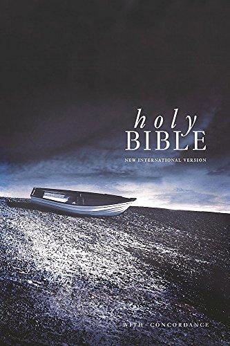 NIV Popular with Concordance, Hardback By Edited by International Bible Society