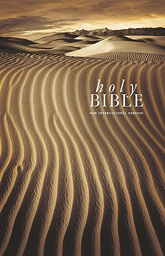 NIV Pocket Brown, Desert Image By International Bible Society