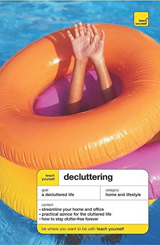 Teach Yourself Decluttering By Bernice Walmsley