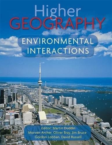Higher Geography By Martin K. Duddin