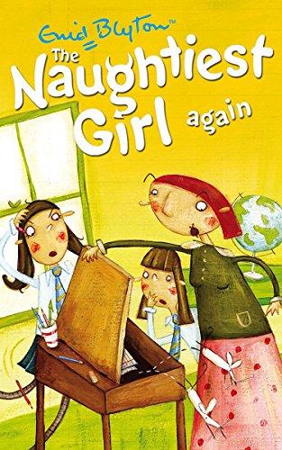 The Naughtiest Girl: Naughtiest Girl Again By Enid Blyton