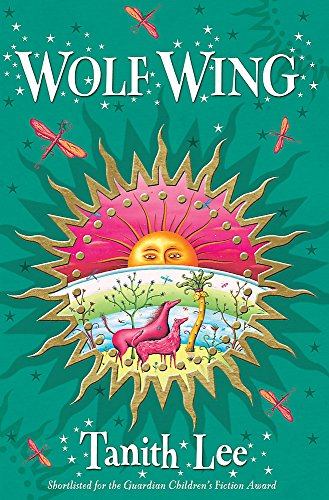 Wolf Tower Sequence: Wolf Wing By Tanith Lee