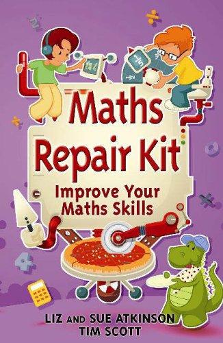 Repair Kits: Maths Repair Kit By Sue Atkinson