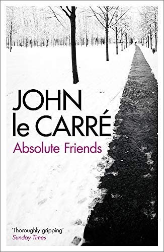 Absolute Friends By John Le Carre