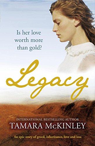 Legacy By Tamara McKinley