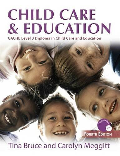 Child Care and Education by Carolyn Meggitt