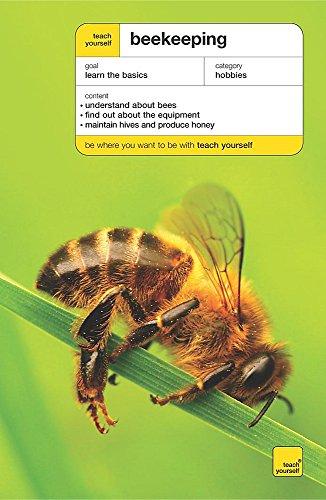 Teach Yourself Beekeeping By Adrian Waring