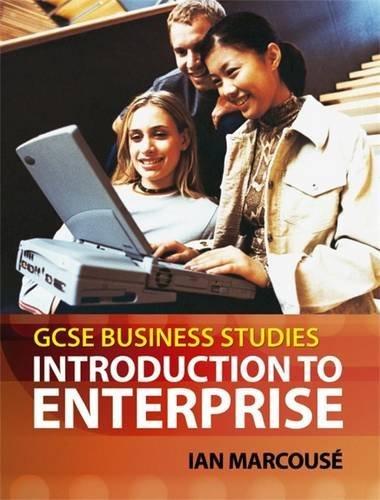 GCSE Business Studies By Ian Marcouse