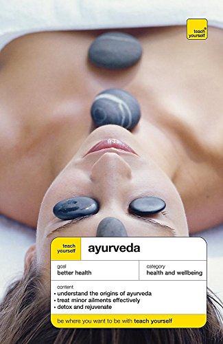 Teach Yourself Ayurveda By Sarah Lie