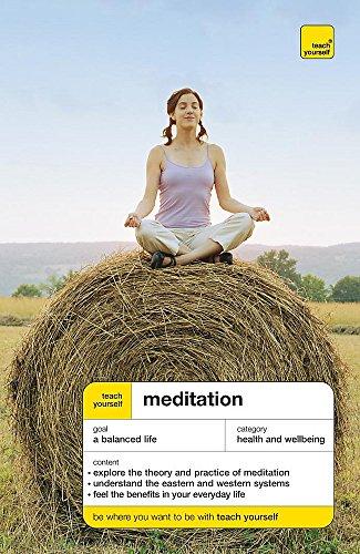 Teach Yourself Meditation Fourth Edition By Naomi Ozaniec