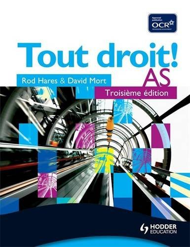 Tout Droit! AS By Rod Hares