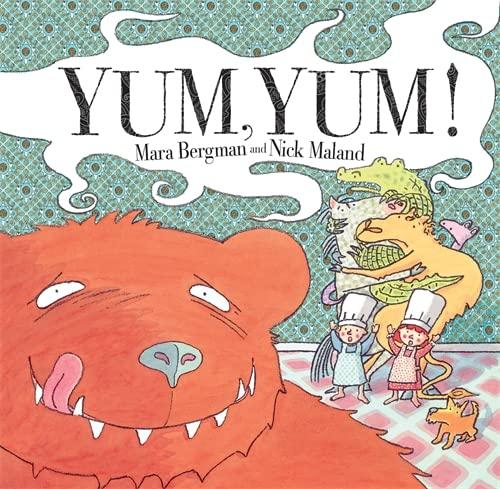 Yum Yum By Mara Bergman