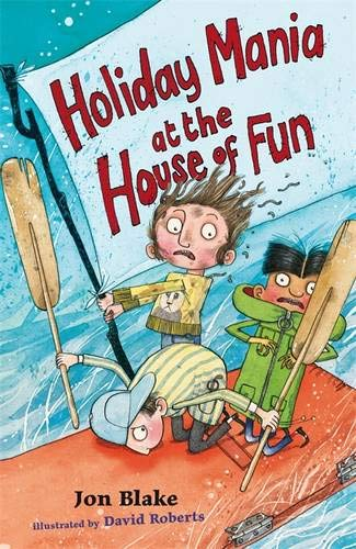 Stinky Finger: Holiday Mania at the House of Fun By Jon Blake