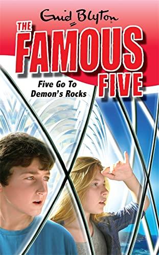 Famous Five: Five Go To Demon's Rocks By Enid Blyton