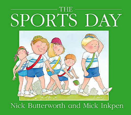 Sports Day By Mick Inkpen