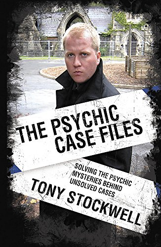 Psychic Case Files By Tony Stockwell