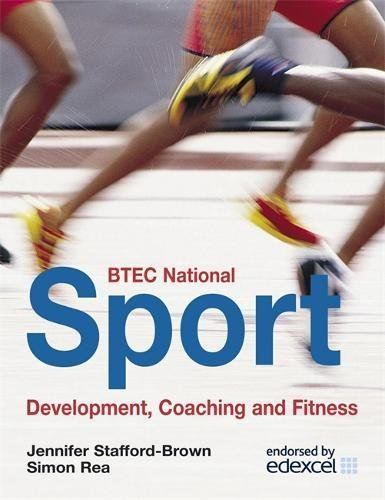 BTEC National Sport By Jennifer Stafford-Brown