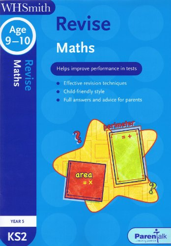 WHS Revise KS2 Maths Year 5 (9-10yrs) By Peter Patilla