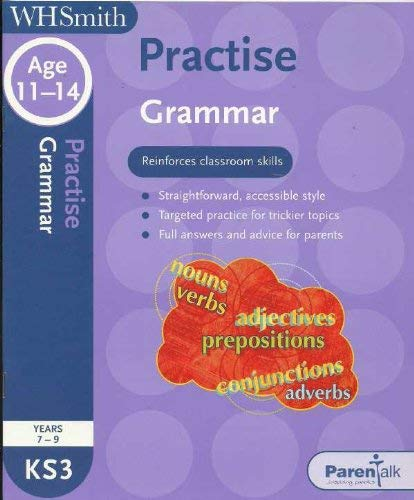 WHS Practise KS3 Grammar By Ron Simpson