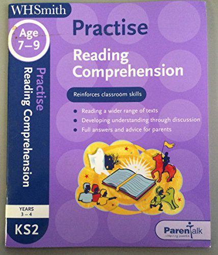 WHS Practice KS2 Reading Comprehension By Brenda Stones