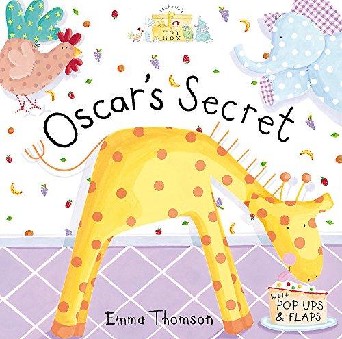 Isabella's Toybox: Oscar's Secret By Emma Thomson