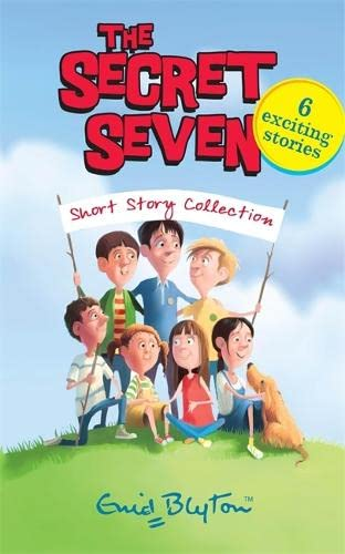 Secret Seven Short Story Collection (Secret Seven Short Stories) By Enid Blyton
