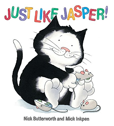 Just Like Jasper von Mick Inkpen