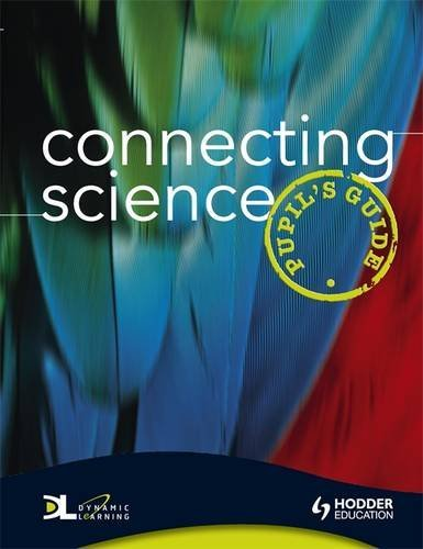 Connecting Science: Pupil's Guide, Handbook By Mark Edwards
