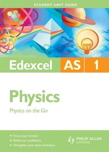 Edexcel AS Physics By Mike Benn