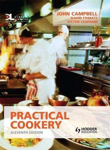 Practical Cookery (Book & DVD-ROM) By David Foskett