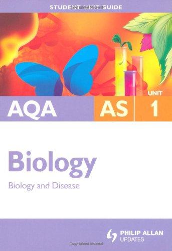 AQA AS Biology By Steve Potter