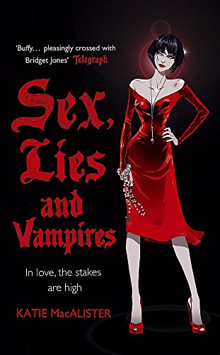 Sex, Lies and Vampires (Dark Ones Book Three) By Katie MacAlister