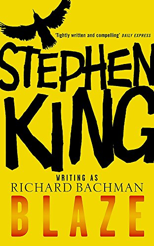 Blaze by Stephen King