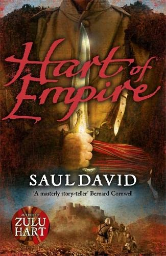 Hart of Empire by Saul David