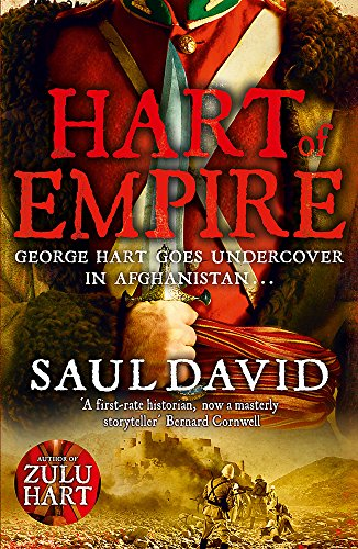 Hart of Empire (George Hart) By Saul David